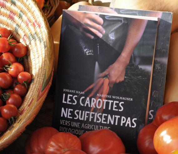 """livre """"Les carottes ne suffisent pas"""""""
