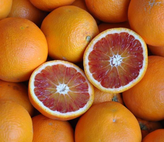 Orange Moro (sanguine)