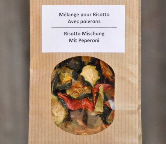 Risottomischung mit Peperoni 50g