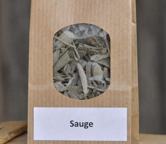 Sauge séchée (5 g)