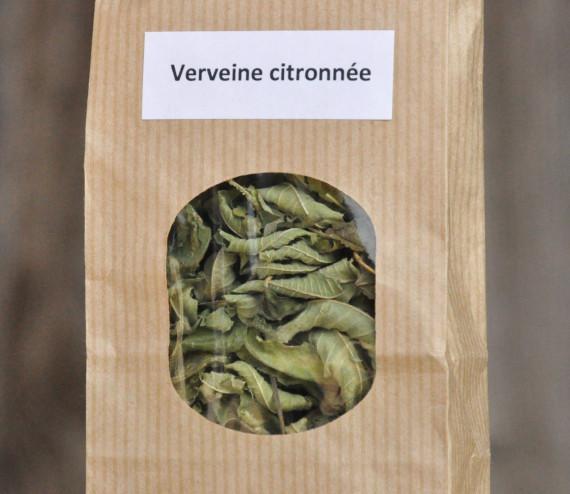 Zitronen-Verveine getrocknet (10 g)