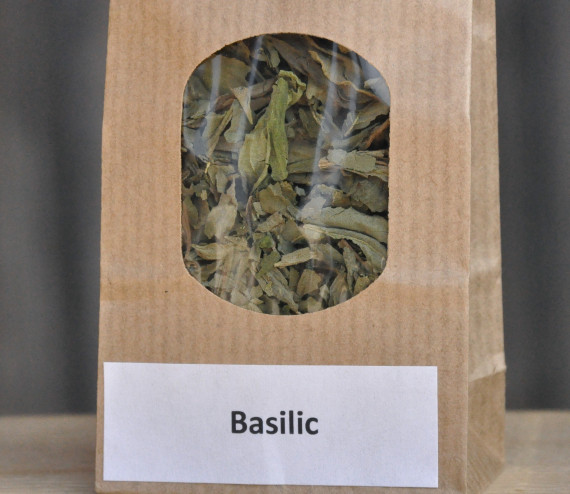 Basilic séché (5 g)