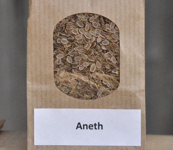 Aneth graines 25 g