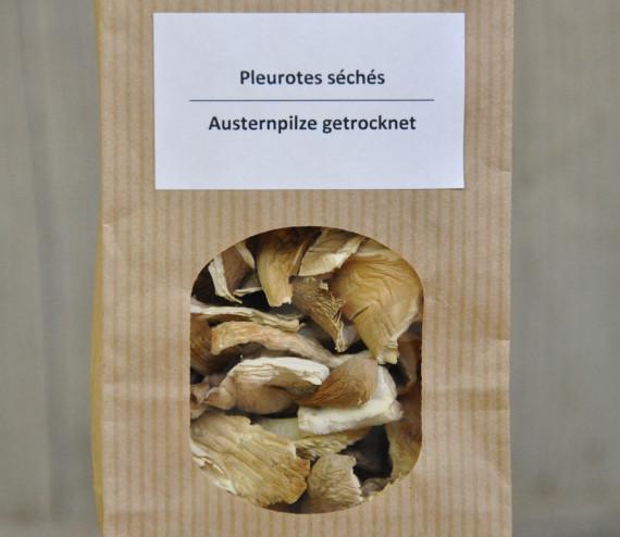 Austernpilze getrocknet