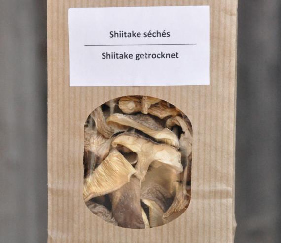 Champignons Shiitak