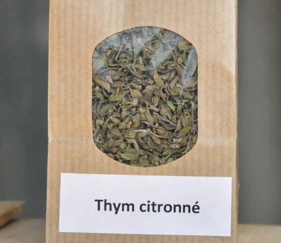 Thym citronné séché 10 g