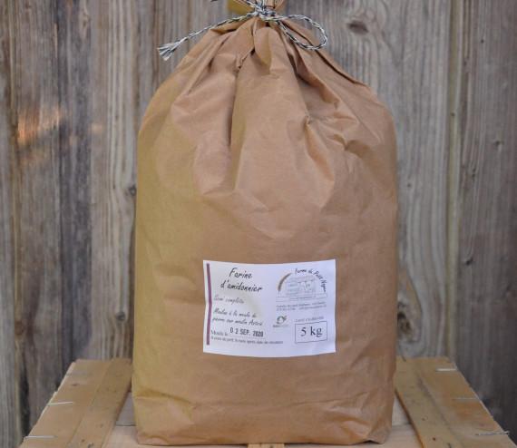 Farine d'amidonnier, semi-complète 5 kg