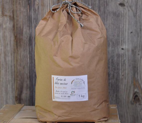 Alte Weizensorten Mehl 5 kg