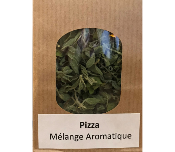Mélange aromatique pizza 8 g