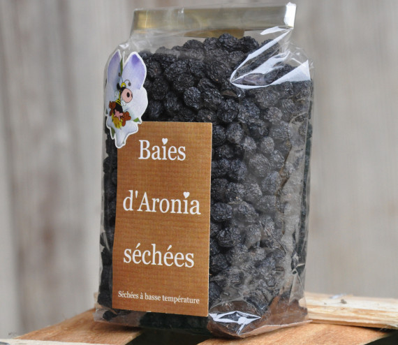 Baies d'Aronia (100 g)