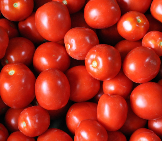 tomates Roma (sauce)